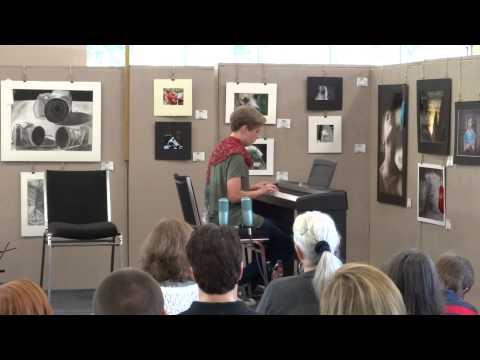 20150502 Reece Brown Piano Recital The Hanging Tree