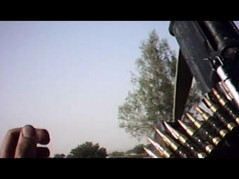 TALIBAN AMBUSH ON HELMET CAM IN AFGHANISTAN