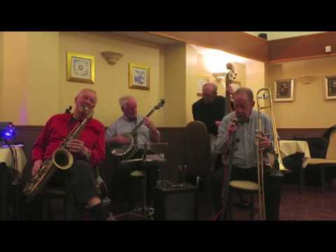 Up a Lazy River - Jazz Nights in Tanners Bar, Edinburgh.