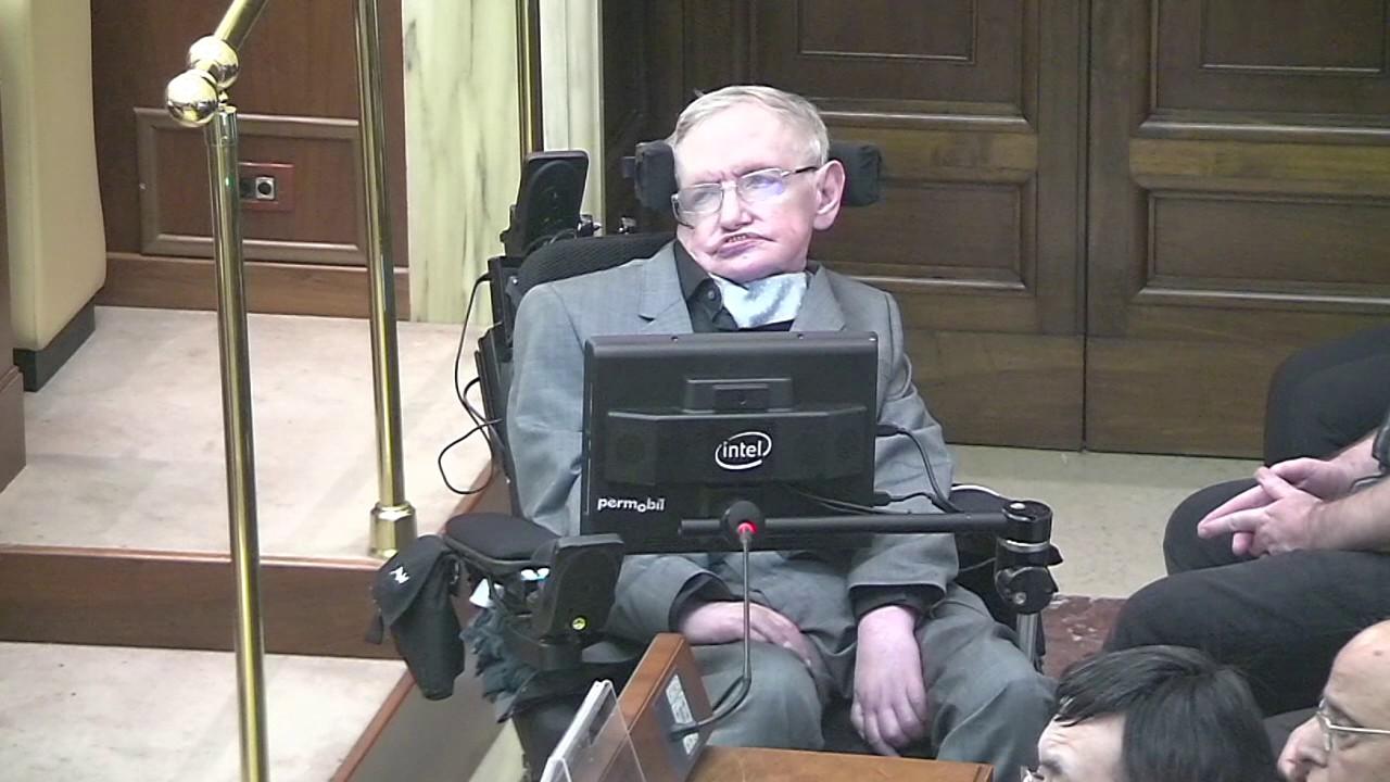 Resultado de imagem para Stephen W. Hawking