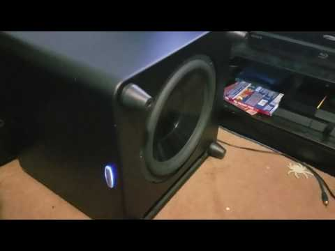 Polk audio subwoofer DSW Pro 660wi