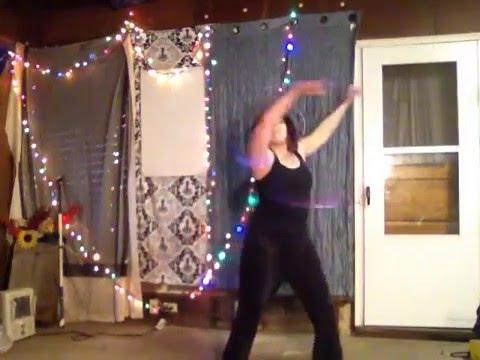 Melanie Martinez  Carousel . Hula Hoop Dance by Dani Skyy