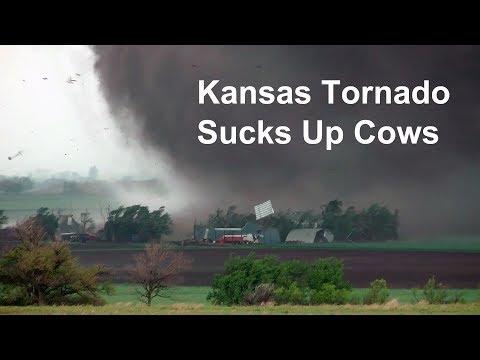 Kansas tornado sucks