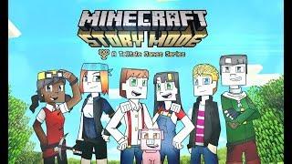 МАЙНКРАФТ ИСТОРИИ 2 ! УБИТЬ АДМИНА ИГРЫ ! ФИНАЛ! - СТРИМ! Minecraft Story Mode