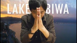 We visited Lake Biwa!