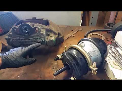 bendix-air-disc-brakes,-part-2:-components-and-procedures