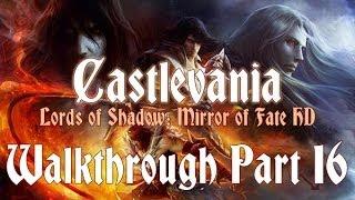 Castlevania: Lords of Shadow - Mirror of Fate HD 100% Walkthrough 16 ( Act II ) Boss Battle: Dracula