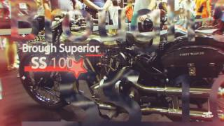 Brough Superior SS100 (Great Britain) in new format