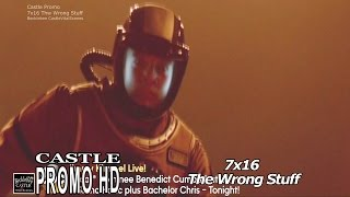 Castle 7x16 Promo The Wrong Stuff (HD/cc) Season 7 Episode 16