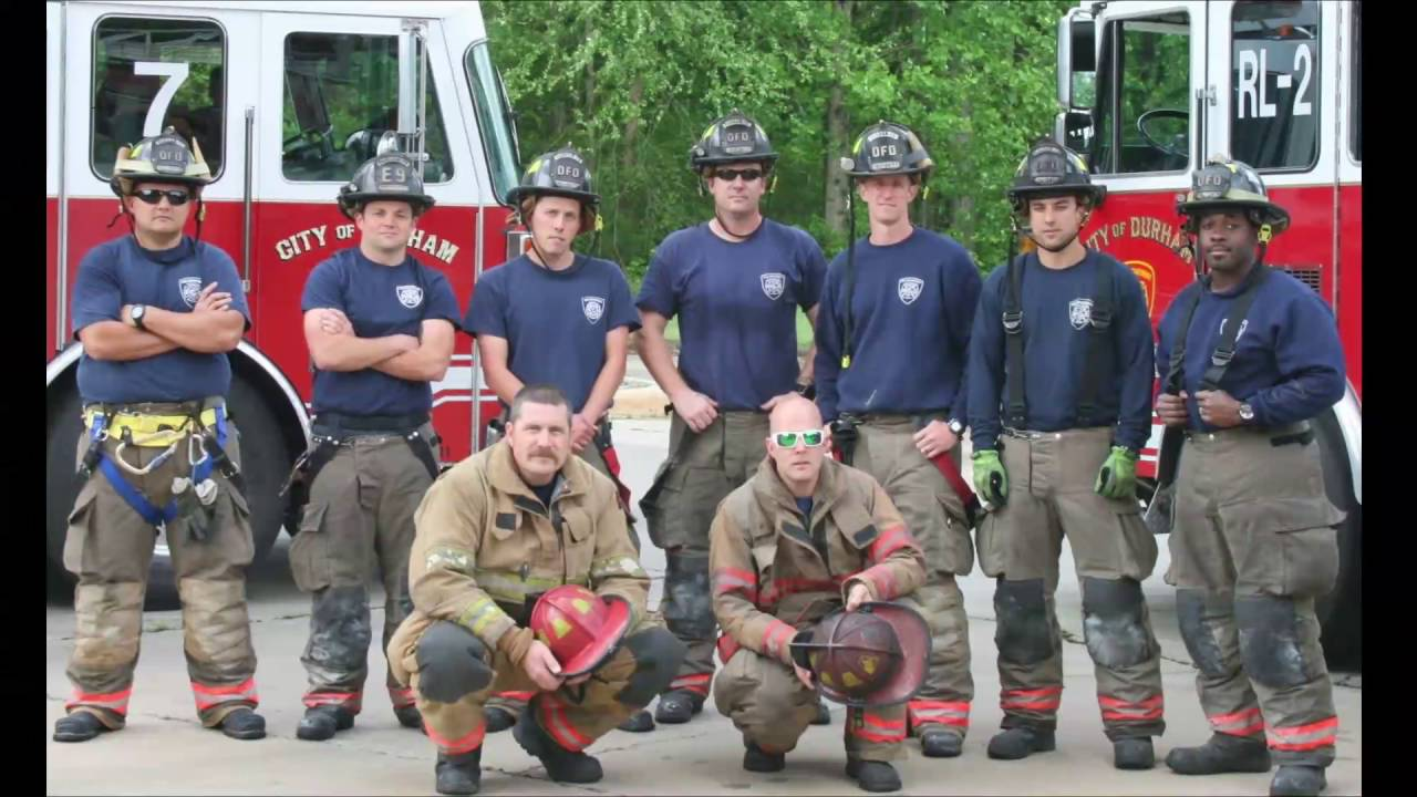 Durham Fire Department 2016 Awards Ceremony Youtube