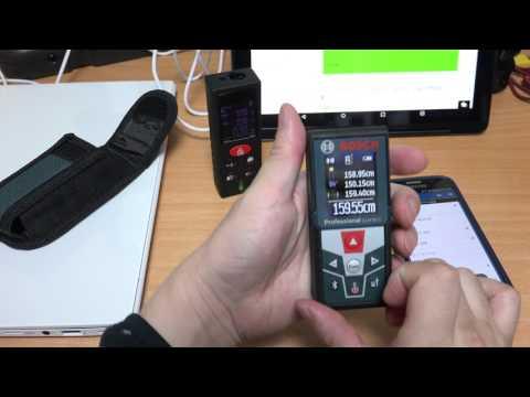 Telemetru laser bluetooth bosch glm c atelierultau ro