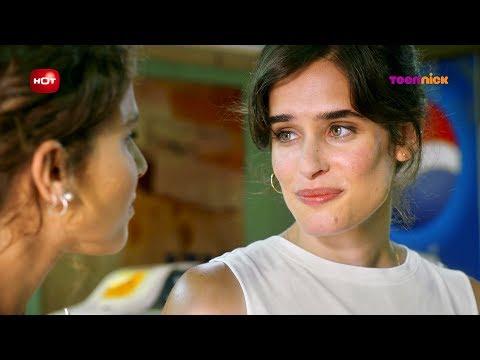שכונה 3: הרגעים הגדולים - דורי אומרת לרחלי שהיא מאוהבת בה | טין ניק