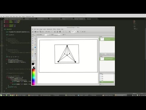 Introductory modern OpenGL Tutorial - Computer Graphics fundamentals-The Framebuff Cont'd