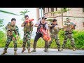 LTT Game Nerf War : Mission Impossible Winter Warriors SEAL X Nerf Guns Fight Criminal Group