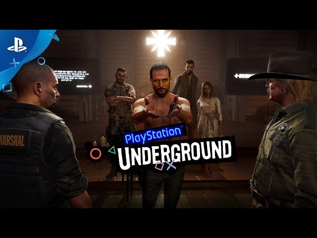 Far Cry 5 - PS4 Gameplay | PlayStation Underground