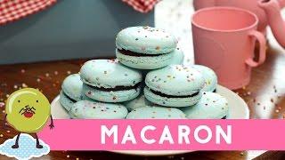 Resep Macaron