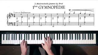 Video Erik Satie - 3 Gymnopédies & 6 Gnossiennes - P. Barton, FEURICH piano download MP3, 3GP, MP4, WEBM, AVI, FLV Mei 2018