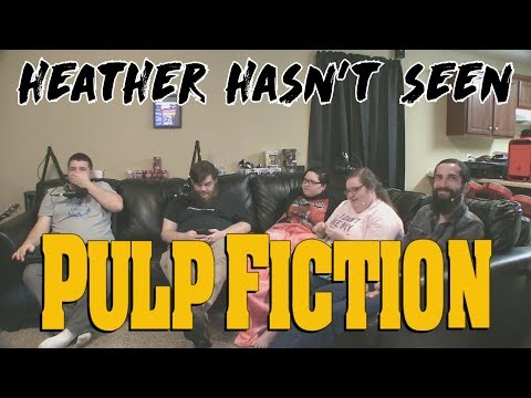 Pulp Fiction (1994) Reaction! - Heather Hasn't Seen