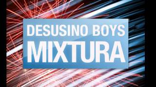 Desusino Boys - Mixtura - Album 2012 - Clubstream Blue