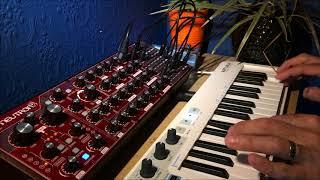 Behringer Neutron Ambient Paraphonic Melody