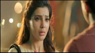 Theri Vijay Samantha Love Feel Romantic Scene Tamil Whatsapp status Video|Cutting Clips JpE