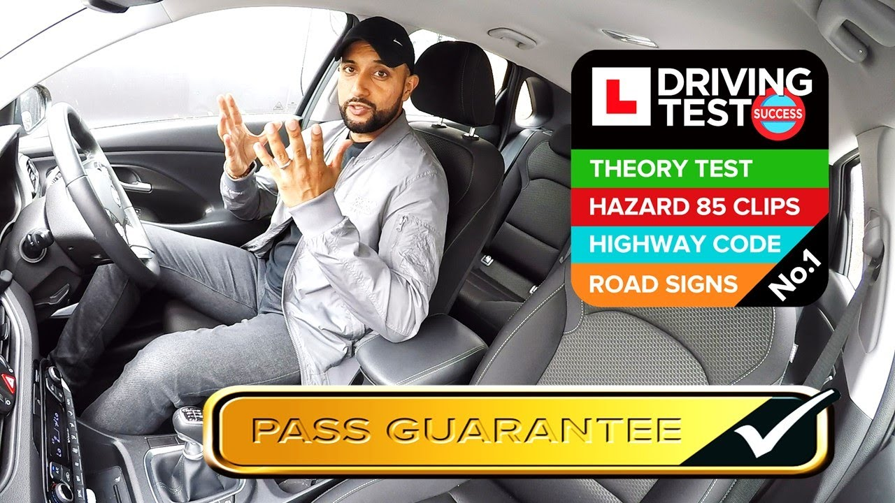 How to Pass the Theory Hazard Perception Test | PASS GUARANTEE 2020