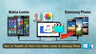 [Nokia Lumia]: Transfer All Data from Nokia Lumia to Samsung Galaxy S6 (edge+), Galaxy Note 5 Phone