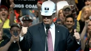 Trump Hilariously Called 'The Blue Collar Billionaire'