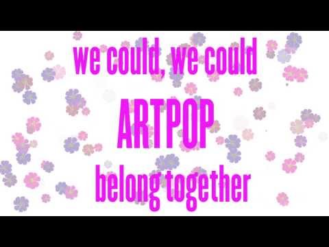 Lady Gaga - ARTPOP (Lyric Video)