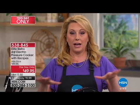 HSN | Wise Company Foods 06.15.2018 - 10 PM