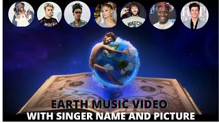Lil dicky earth music video with singer name and photo earth video + singer name + photo Video