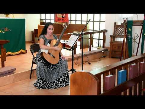 St. Simon's Episcopal Church - Classical Guitar Concert 7/29/2018