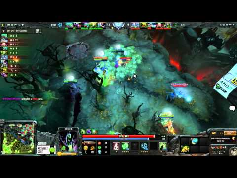 Bravado Gaming vs Energy eSports [South African DotA2 Showmatch Game 2]