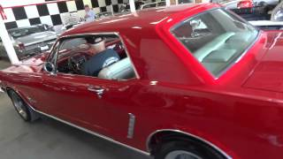 1965 Ford Mustang High Performance American Classic