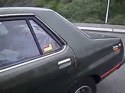 Datsun Skyline Classic Japanese Beast Youtube