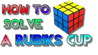 Video how to solve a 3x3x3 Rubiks Cupe download MP3, 3GP, MP4, WEBM, AVI, FLV Agustus 2018