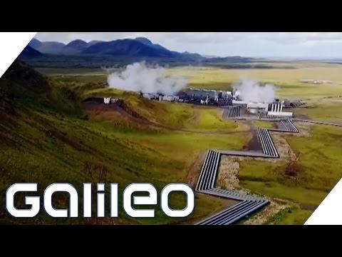 Bananenplantage auf Island? Wie geht das denn? | Galileo | ProSieben