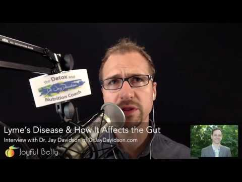 Lyme's Disease and How it Affects the Gut by Jay Davidson