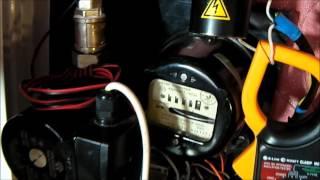 Эксперимент котел электрический