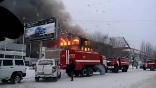 Радиозавод Барнаул пожар