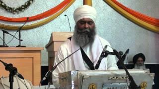 """Bhai Panthpreet Singh Khalsa : """" JAAT   DA  HANKAAR""""  , August 5 , 2012"""