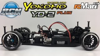 Yokomo YD 2 Plus RWD Drift Kit   Unboxed and Updated
