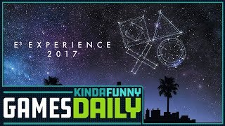 All The PSX 2017 Announcements - Kinda Funny Games Daily 12.11.17
