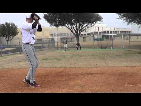 Jake Gibbs - Pitching - www.PlayInSchool.com