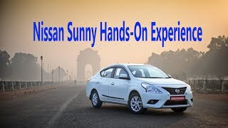 Buying the Nissan Sunny? Watch This!    #NissanIndia #NissanSunny #NissanSunnyReview