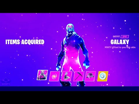 How To Get The *GALAXY SKIN* In FORTNITE Chapter 2 Season 2 For FREE!
