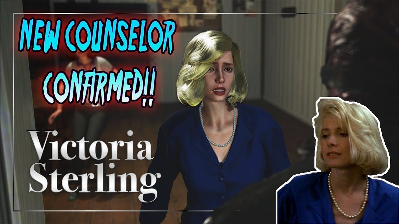 Alysson Sterling brand new counselor announced !!   victoria sterling (melissa)  friday the  13th: the game [news]