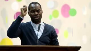 Давид Эбонге - «Место молодежи в Церкви» (проповедь)