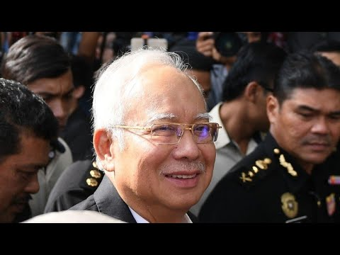 Malaysian ex-PM quizzed for second time over corruption claims