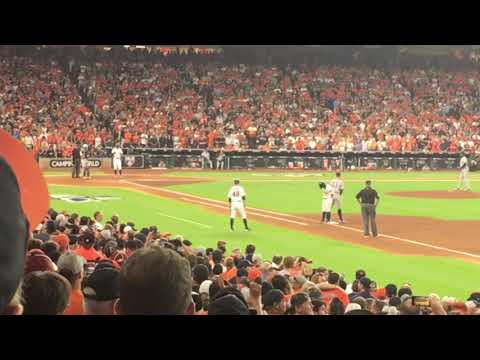 Astros final run vs. Yankees to clinch ALCS Game 2!